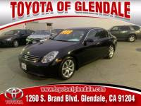 Used 2005 INFINITI G35, Glendale, CA, Toyota of Glendale Serving Los Angeles