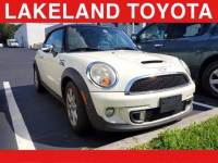Pre-Owned 2011 MINI Cooper S Convertible