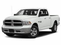 2018 Ram 1500 Big Horn Truck Quad Cab