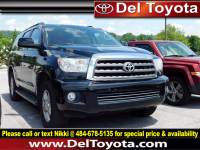 Used 2013 Toyota Sequoia SR5 For Sale in Thorndale, PA | Near West Chester, Malvern, Coatesville, & Downingtown, PA | VIN: 5TDBY5G10DS074924