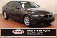 Certified Pre-Owned 2017 BMW 320i Sedan in Fort Myers, FL