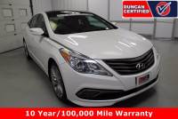 Used 2017 Hyundai Azera For Sale at Duncan Hyundai | VIN: KMHFH4JG5HA590574