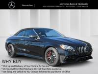 2020 Mercedes-Benz AMG C 63 S Convertible