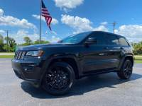 Used 2019 Jeep Grand Cherokee ALTITUDE 1 OWNER CARFAX CERT LEATHER NAV