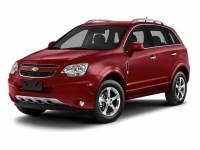 Pre-Owned 2014 Chevrolet Captiva Sport Fleet LTZ