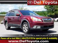 Used 2011 Subaru Outback 2.5i Prem AWP For Sale in Thorndale, PA   Near West Chester, Malvern, Coatesville, & Downingtown, PA   VIN: 4S4BRBCC5B3375024