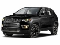 2017 Jeep New Compass Latitude SUV