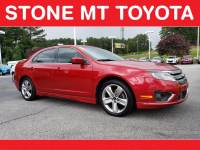 Pre-Owned 2011 Ford Fusion SPORT