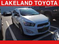 Pre-Owned 2016 Chevrolet Sonic RS