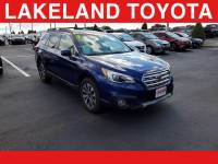 Pre-Owned 2017 Subaru Outback Limited