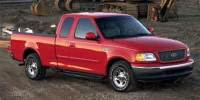 Pre-Owned 2001 Ford F-150 4WD SuperCab Styleside 6-1/2 Ft Box XL