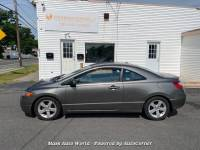 2008 Honda Civic EX-L Coupe AT 5-Speed Automatic