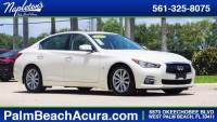 Quality 2015 INFINITI Q50 West Palm Beach used car sale