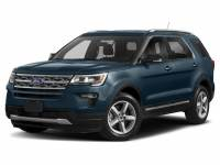 Pre-Owned 2018 Ford Explorer XLT FWD