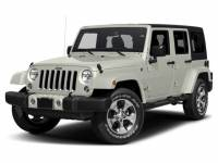 2017 Jeep Wrangler JK Unlimited Sahara 4x4 SUV in Columbus, GA