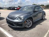 Pre-Owned 2017 Volkswagen Beetle 1.8T Classic Auto