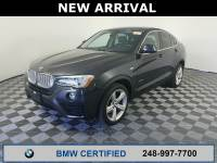 Certified Pre-Owned 2017 BMW X4 xDrive28i SUV For Sale in Shelby Township