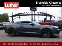 Certified Pre-Owned 2017 Chevrolet Camaro 2dr Coupe 1SS