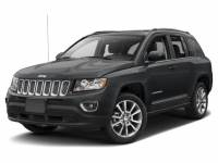 2017 Jeep Compass High Altitude SUV