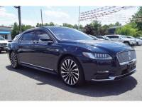 Used 2018 Lincoln Continental Black Label TOTOWA NJ M7860
