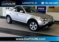 2008 BMW X3 3.0si SAV Lafayette IN