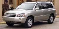 Pre-Owned 2003 Toyota Highlander Base