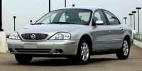 Pre-Owned 2004 Mercury Sable GS