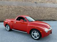 Used 2003 Chevrolet SSR Retractable Hardtop Roadster For Sale at Paul Sevag Motors, Inc. | VIN: 1GCES14P93B101401