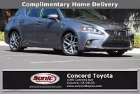 2017 LEXUS CT 200h CT 200h Hatchback in Concord