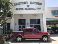 2007 Ford Explorer Sport Trac Limited 4x4 Leather Sunroof CD Changer 1-Owner