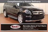 Pre-Owned 2013 Mercedes-Benz GL-Class GL 550 in Fort Myers