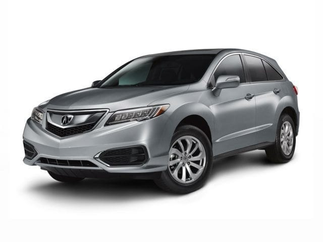 Photo 2016 Acura RDX Base wTechnology Package A6 SUV