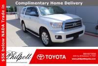 2014 Toyota Sequoia Platinum SUV