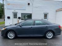 2014 Toyota Camry XLE V6 6-Speed Automatic