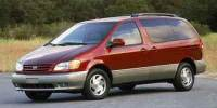 Pre-Owned 2003 Toyota Sienna