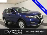 Used 2017 Nissan Rogue For Sale at Burdick Nissan | VIN: JN8AT2MVXHW012473