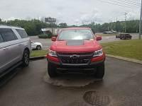 Used 2019 Chevrolet Colorado For Sale at Harper Maserati   VIN: 1GCGTEEN8K1183636