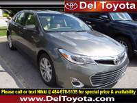 Used 2014 Toyota Avalon For Sale in Thorndale, PA   Near West Chester, Malvern, Coatesville, & Downingtown, PA   VIN: 4T1BK1EB5EU097565