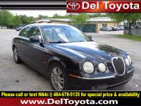 Used 2005 Jaguar S-Type 4DR SDN 3.0 For Sale in Thorndale, PA | Near West Chester, Malvern, Coatesville, & Downingtown, PA | VIN: SAJWA01T95FN23717