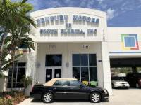 2007 Cadillac DTS Professional (fleet-only) Heated and Cooled Leather Seats Cabriolet Top