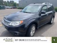 2012 Subaru Forester 2.5X Touring SUV
