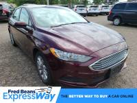 Used 2017 Ford Fusion SE For Sale Langhorne PA FL0174P   Fred Beans Ford of Langhorne