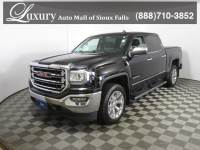 Pre-Owned 2018 GMC Sierra 1500 SLT Truck Crew Cab for Sale in Sioux Falls near Brookings