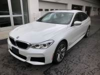 Certified Pre-owned 2018 BMW 6 Series 640 Gran Turismo i xDrive For Sale in Albany, NY