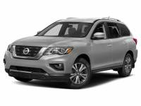 Pre-Owned 2019 Nissan Pathfinder FWD SL