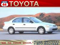 Used 1998 Honda Civic LX LX Sedan in Raynham MA