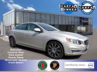 Certified Used 2017 Volvo S60 T5 Inscription in Luminous Sand For Sale in Somerville NJ | SB4959