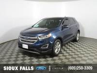 Pre-Owned 2017 Ford Edge Titanium SUV for Sale in Sioux Falls near Brookings