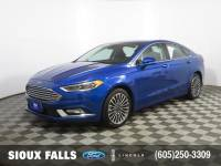 Pre-Owned 2017 Ford Fusion SE Sedan for Sale in Sioux Falls near Brookings