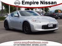 Used 2015 Nissan 370Z Base For Sale in Ontario CA | VIN: JN1AZ4EH3FM444560 | Fontana, Pomona and Chino Area